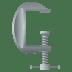 🗜️ clamp Emoji on Joypixels Platform