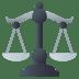 ⚖️ Balance Scale Emoji on JoyPixels Platform