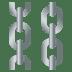 ⛓️ chains Emoji on Joypixels Platform