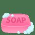 🧼 soap Emoji on Joypixels Platform