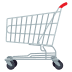🛒 Shopping Cart Emoji on JoyPixels Platform