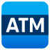 🏧 ATM sign Emoji on Joypixels Platform