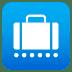 🛄 Baggage Claim Sign Emoji on JoyPixels Platform