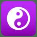 ☯️ yin yang Emoji on Joypixels Platform