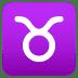 ♉ Taurus Emoji on Joypixels Platform