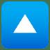 🔼 upwards button Emoji on Joypixels Platform