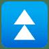 ⏫ fast up button Emoji on Joypixels Platform