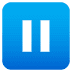 ⏸️ pause button Emoji on Joypixels Platform