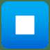 ⏹️ stop button Emoji on Joypixels Platform