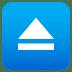 ⏏️ eject button Emoji on Joypixels Platform