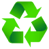 ♻️ recycling symbol Emoji on Joypixels Platform