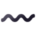 〰️ wavy dash Emoji on Joypixels Platform