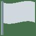🏳️ white flag Emoji on Joypixels Platform
