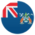 🇦🇨 flag: Ascension Island Emoji on Joypixels Platform