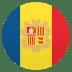 🇦🇩 flag: Andorra Emoji on Joypixels Platform