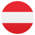 🇦🇹 Austria Flag Emoji on JoyPixels Platform