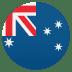 🇦🇺 flag: Australia Emoji on Joypixels Platform