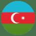 🇦🇿 flag: Azerbaijan Emoji on Joypixels Platform