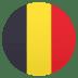 🇧🇪 flag: Belgium Emoji on Joypixels Platform