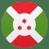 🇧🇮 flag: Burundi Emoji on Joypixels Platform
