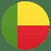🇧🇯 Benin Flag Emoji on JoyPixels Platform