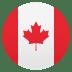 🇨🇦 flag: Canada Emoji on Joypixels Platform