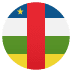 🇨🇫 flag: Central African Republic Emoji on Joypixels Platform
