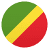 🇨🇬 flag: Congo – Brazzaville Emoji on Joypixels Platform