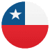 🇨🇱 Chile Flag Emoji on JoyPixels Platform