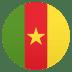 🇨🇲 flag: Cameroon Emoji on Joypixels Platform