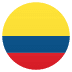 🇨🇴 flag: Colombia Emoji on Joypixels Platform