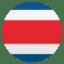 🇨🇷 flag: Costa Rica Emoji on Joypixels Platform