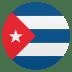 🇨🇺 flag: Cuba Emoji on Joypixels Platform