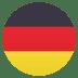 🇩🇪 flag: Germany Emoji on Joypixels Platform