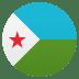 🇩🇯 flag: Djibouti Emoji on Joypixels Platform