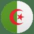 🇩🇿 flag: Algeria Emoji on Joypixels Platform