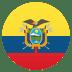 🇪🇨 flag: Ecuador Emoji on Joypixels Platform