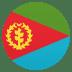 🇪🇷 flag: Eritrea Emoji on Joypixels Platform