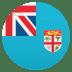 🇫🇯 flag: Fiji Emoji on Joypixels Platform