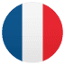 🇫🇷 flag: France Emoji on Joypixels Platform