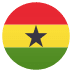 🇬🇭 flag: Ghana Emoji on Joypixels Platform