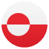 🇬🇱 flag: Greenland Emoji on Joypixels Platform