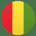 🇬🇳 flag: Guinea Emoji on Joypixels Platform