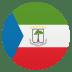 🇬🇶 flag: Equatorial Guinea Emoji on Joypixels Platform