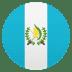🇬🇹 flag: Guatemala Emoji on Joypixels Platform