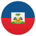 🇭🇹 flag: Haiti Emoji on Joypixels Platform
