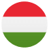🇭🇺 Hungary Flag Emoji on JoyPixels Platform