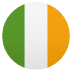 🇮🇪 flag: Ireland Emoji on Joypixels Platform