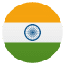 🇮🇳 flag: India Emoji on Joypixels Platform