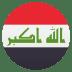 🇮🇶 Iraq Flag Emoji on JoyPixels Platform